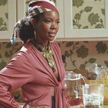 Gabrielle Union in una scena del film Correndo con le forbici in mano