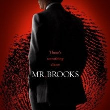 locandina di Mr. Brooks