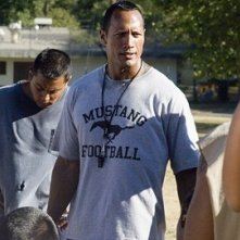 The Rock in La gang di Gridiron