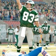 Mark Wahlberg in una scena del film sportivo Imbattibile