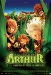 La locandina di italiana Arthur e il popolo dei Minimei