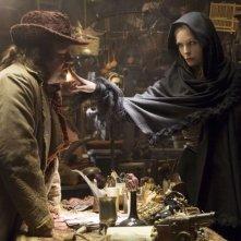 Michelle Pfeiffer in una sequenza del fantasy Stardust
