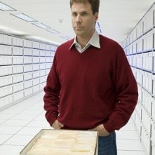 Will Ferrell in una scena di Vero come la finzione, del 2006