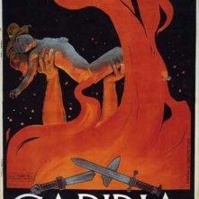 La locandina di Cabiria