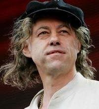 Un'immagine di Bob Geldof