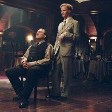 Gerard Depardieu in una scena de 'La vie en rose'