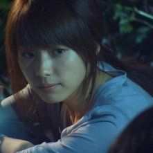 Han Hyo-joo in una scena del film Ad Lib Night