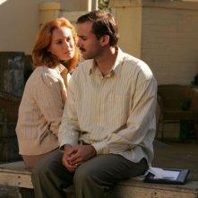 Diane Kruger con Joseph Fiennes in una scena di 'Il colore della libertà'