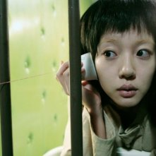 Lim Su-Jeong in una scena di 'I'm a Cyborg, but That's OK'