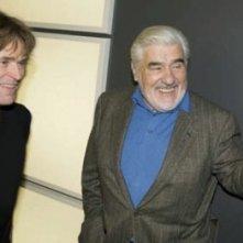 Mario Adorf e Willem Dafoe, membri della giuria della 57° edizione della Berlinale