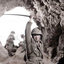Shido Nakamura in 'Lettere da Iwo Jima'