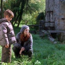 Una scena del film Apnea