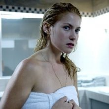 Laura Ramsey in una scena del film The Covenant