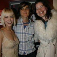 Nicole Vicius, Daniela Sea e Jamie Babbit a Berlino 2007 per presentare Itty Bitty Titty Commitee