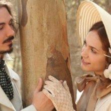 Una scena del film Lettere dalla Sicilia