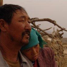Yu Nan in una immagine del film Tuya's Marriage