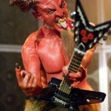 Dave Grohl in una scena di Tenacious D e il destino del rock