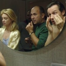 Sul set di Saturno Contro: Ferzan Ozpetek, Marghrita Buy e Stefano accorsi
