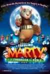 La locandina di Il topolino Marty e la fabbrica di perle