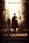 La locandina italiana di The Illusionist