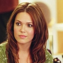 Mandy Moore in una sequenza del film Perchè te lo dice mamma