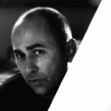 Sul set di Saturno Contro: Ferzan Ozpetek in bianco e nero