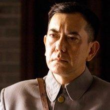 Anthony Wong in una scena de Il velo dipinto