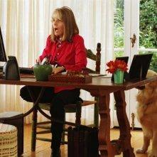 Diane Keaton in una immagine del film Perchè te lo dice mamma