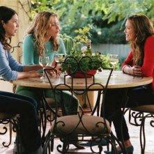 Lauren Graham, Piper Perabo e Mandy Moore in una scena del film Perchè te lo dice mamma