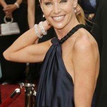 Portia de Rossi al tappeto rosso degli Oscar 2007