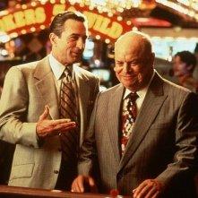 Robert De Niro con Don Rickles in una scena di Casinò