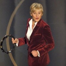 Ellen DeGeneres, presentatrice degli Oscar 2007