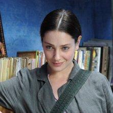 Giovanna Mezzogiorno in una sequenza del film Lezioni di volo
