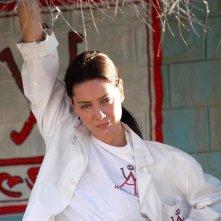 Giovanna Mezzogiorno in una scena del film Lezioni di volo del 2006