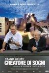 La locandina italiana di Frank Gehry creatore di sogni