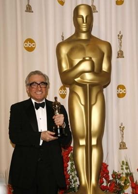 Martin Scorsese premiato con l'Oscar 2007 come miglior regista per The Departed