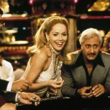 Sharon Stone in una scena del film Casinò