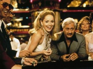 Sharon Stone in una scena del film Casinò