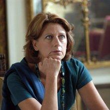 Angela Finocchiaro in una scena del film Lezioni di volo