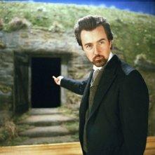 Edward Norton in una immagine del film The Illusionist