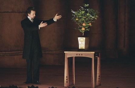 Edward Norton In Una Scena Del Film The Illusionist 37607