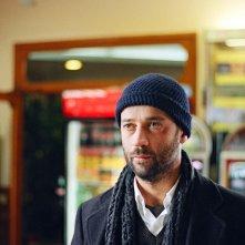 Fabio Volo in una scena del film Uno su due