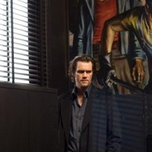 Jim Carrey in una scena del film The Number 23