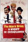 La locandina di Una notte a Casablanca