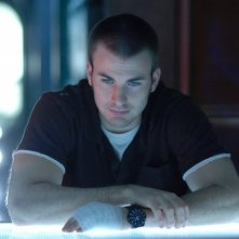 Chris Evans in una immagine del film Sunshine