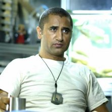 Cliff Curtis in una scena del film Sunshine
