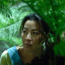 Michelle Yeoh in una scena del film Sunshine