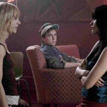 Samaire Armstrong, Frankie Muniz e Sophia Bush in una scena del film Stay Alive