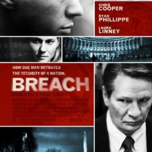 La locandina di Breach - L'infiltrato