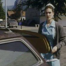 Mädchen Amick in una scena di FUOCO CAMMINA CON ME